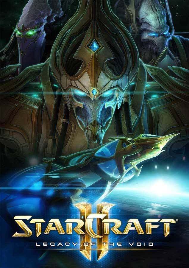 blizzard entertainment Starcraft 2: Legacy of the Void