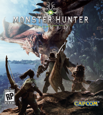 capcom MONSTER HUNTER: WORLD