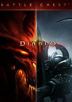 blizzard entertainment Diablo 3. Battle Chest