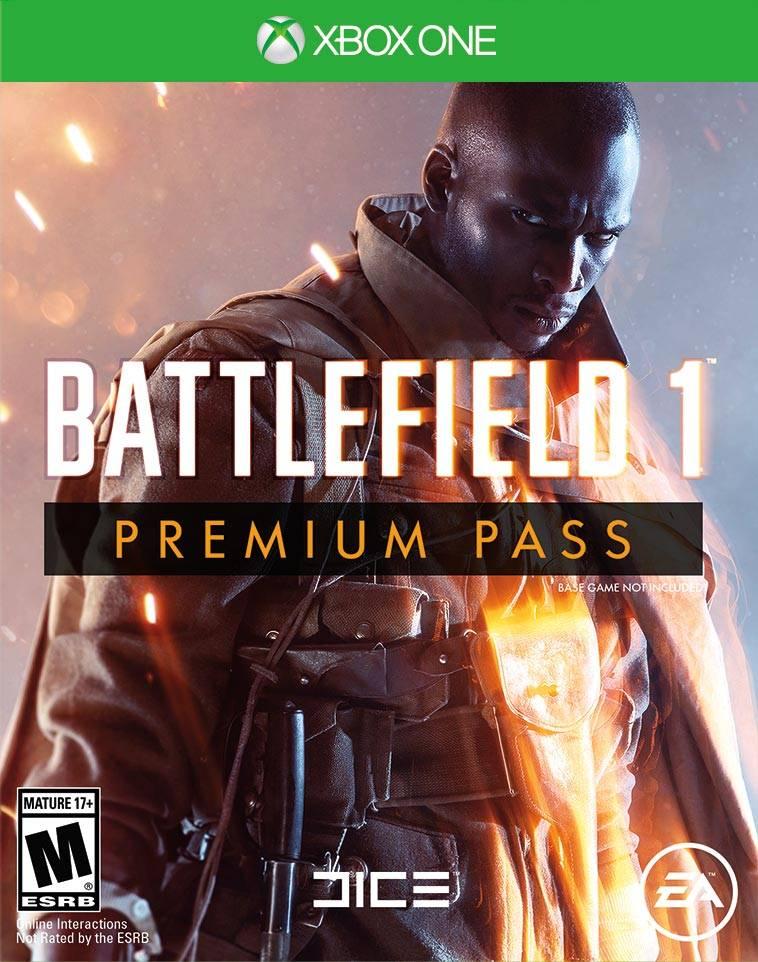 ea Battlefield 1. Premium Pass