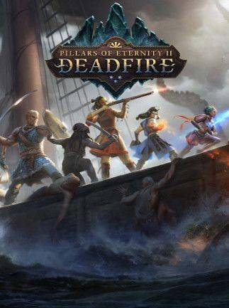 bethesda game studios Pillars of Eternity 2: Deadfire