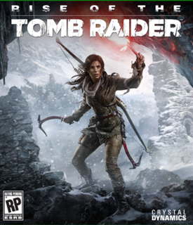 crystal dynamics Rise of the Tomb Raider