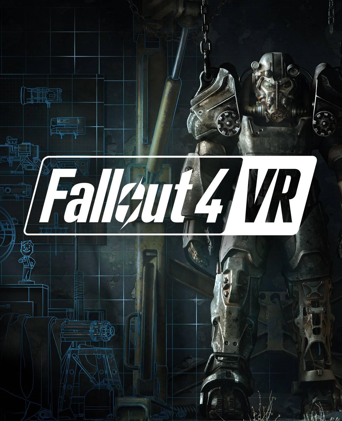 bethesda game studios Fallout 4 VR