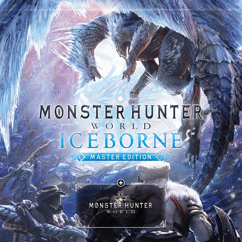 capcom Monster Hunter: World. Iceborne - Master Edition