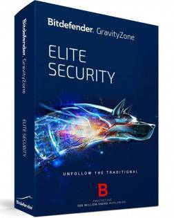 Bitdefender GravityZone Elite Security картинка №13182