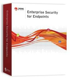 Trend Micro Enterprise Security for Endpoints картинка №5144