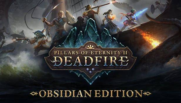 bethesda game studios Pillars of Eternity 2: Deadfire Obsidian Edition
