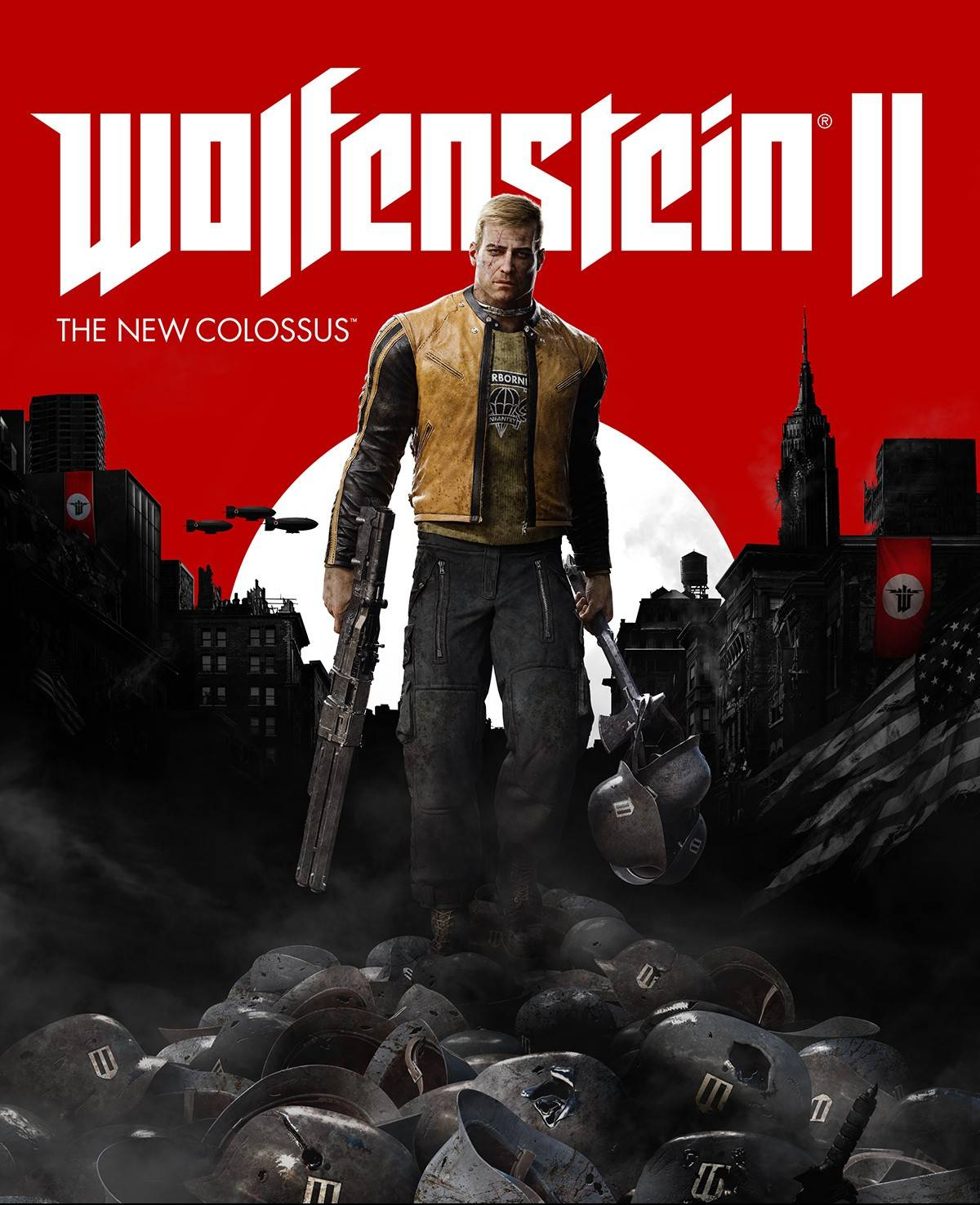 bethesda game studios Wolfenstein II: The New Colossus