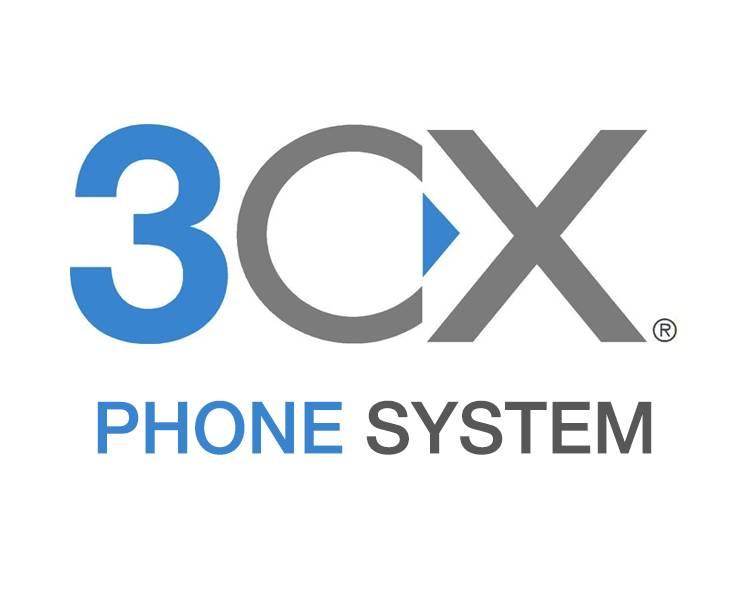3cx 3CX Phone System Annual Enterprise 16 Sim. Calls