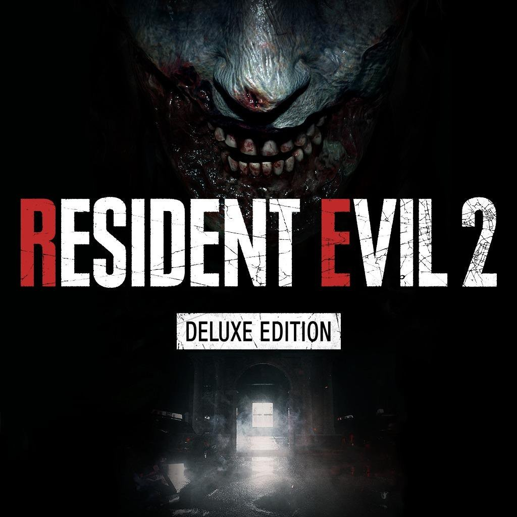 capcom Resident Evil 2 Deluxe Edition