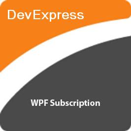 DeveloperExpress WPF Subscription картинка №5576