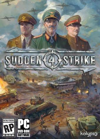 bethesda game studios Sudden Strike 4