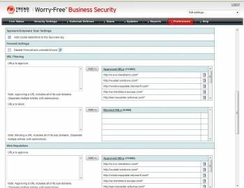 Trend Micro Worry-Free Business Security Standard картинка №5164