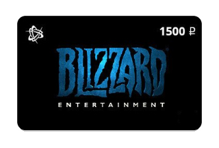 Blizzard Battle.net номинал 1500 RUB картинка №13976