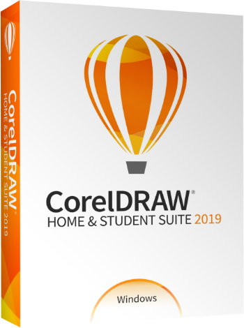 CorelDraw Home & Student Suite 2019