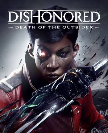 arkane studios Dishonored – Death of the Outsider