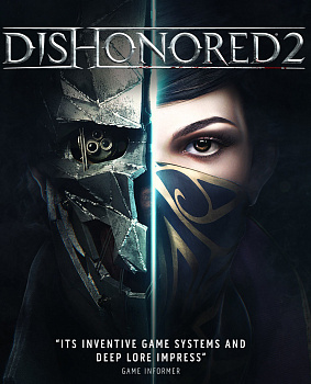 arkane studios Dishonored 2