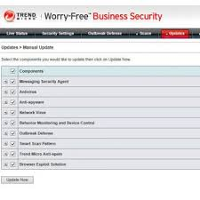 Trend Micro Worry-Free Business Security Advanced картинка №5169