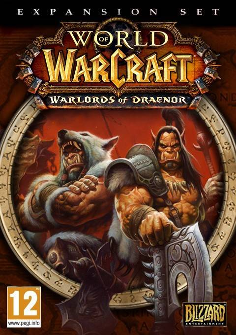 blizzard entertainment World of Warcraft: Warlords of Draenor