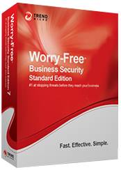 Trend Micro Worry-Free Business Security Standard картинка №5165