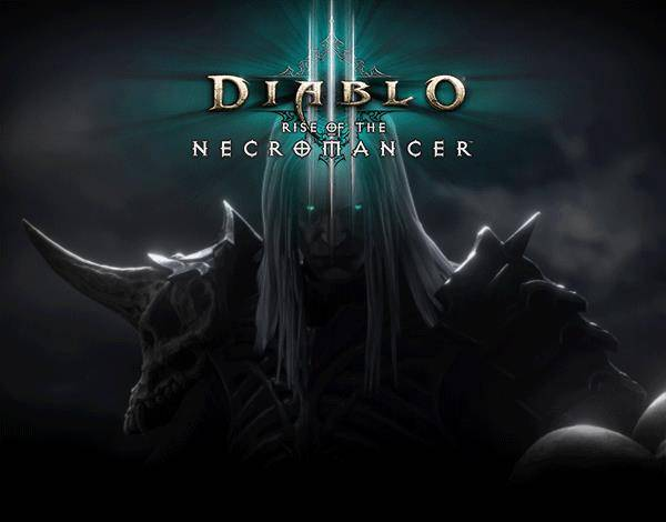 blizzard entertainment Diablo 3: Rise of the Necromancer