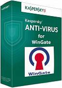 Kaspersky AntiVirus for WinGate картинка №8255