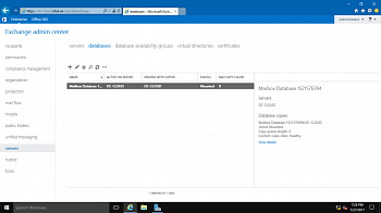 Microsoft Exchange Server Standard 2019 (OLP) картинка №14277
