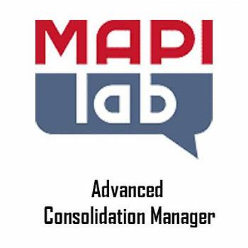 MAPILab Advanced Consolidation Manager картинка №9130