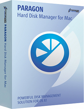 Paragon Hard Disk Manager for Mac картинка №15659