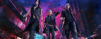 Devil May Cry 5 картинка №16134