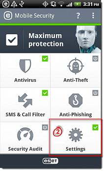 ESET Mobile Security картинка №2945