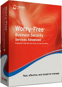 Trend Micro Worry-Free Business Security Services Advanced картинка №14252