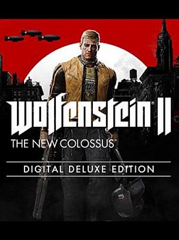 Wolfenstein II: The New Colossus Deluxe Edition картинка №9895