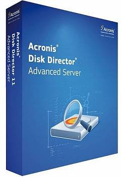 Acronis Disk Director Advanced Server картинка №6265