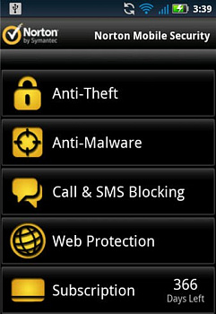 Norton Mobile Security картинка №14712