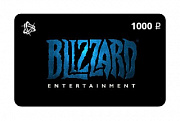 Blizzard Battle.net номінал 1000 RUB картинка №13975