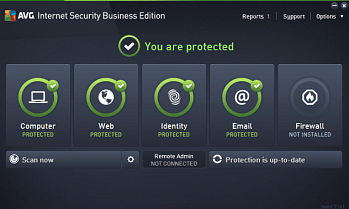 AVG Internet Security Business Edition картинка №5383