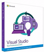 Microsoft Visual Studio Test Professional with MSDN (OLP) картинка №3814