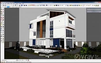V-Ray for SketchUp картинка №6701