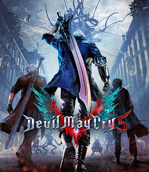 Devil May Cry 5 картинка №16133