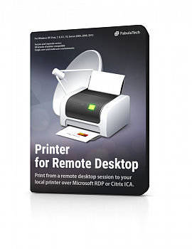Printer for Remote Desktop картинка №6192