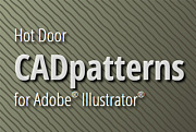 Hot Door CADpatterns картинка №13967