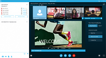 Skype for Business Online картинка №3101
