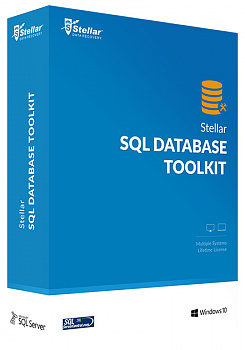 Stellar Phoenix SQL Database Toolkit картинка №13933