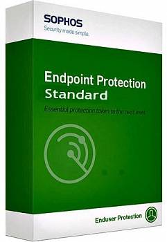 Sophos Endpoint Protection Standard картинка №8564