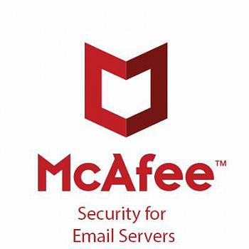 McAfee Security for Email Servers картинка №8317
