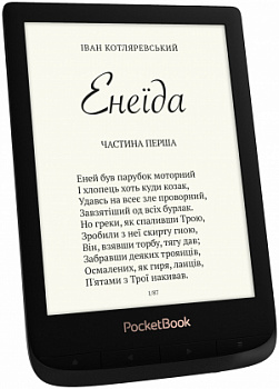 Электронная книга PocketBook Touch Lux 4 картинка №15562