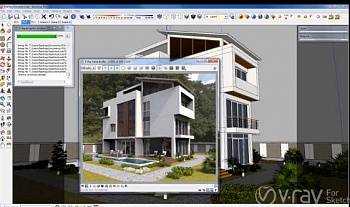 V-Ray for SketchUp картинка №6699