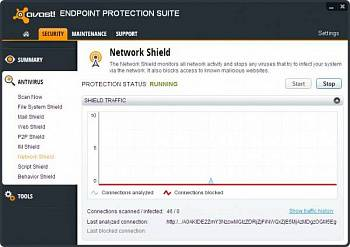 Avast Endpoint Protection Suite картинка №5475