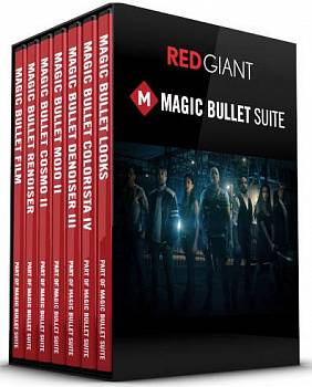 Red Giant Magic Bullet Suite картинка №13273